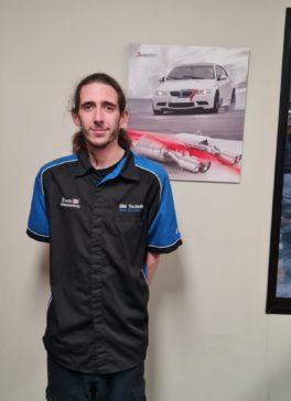 Jarrad Ellis – Apprentice Technician